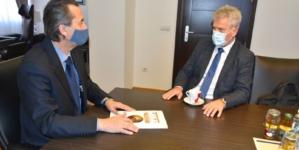 Podrška organizaciji međunarodne naučne konferencije o Genocidu u Srebrenici