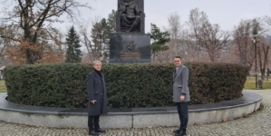 Gradonačelnik Goražda u posjeti gradonačelniku Tuzle