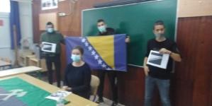 U Rudarskoj školi svečano obilježen Dan nezavisnosti naše domovine