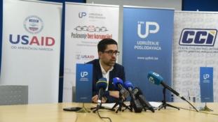 """UPFBiH predstavio dosadašnje rezultate projekta """"Poslovanje bez korupcije"""""""
