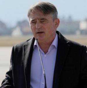 Komšić: Nadam se novom pomaku u odnosima BiH i Srbije