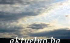 Narednih dana u BiH pretežno oblačno uz kišu, snijeg ili susnježicu