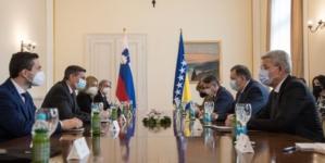 Slovenija odlučila da donira BiH 4.800 doza vakcina AstraZeneca