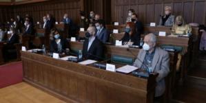 Nije izabrano rukovodstvo Gradskog vijeća Sarajeva, sjednica prekinuta