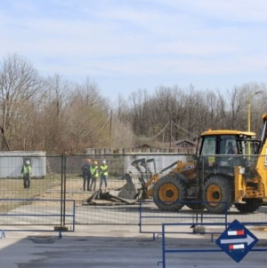 Počela izgradnja atrija na Međunarodnom aerodromu Tuzla