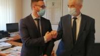 Radni sastanak ministra Jurića sa federalnim ministrom zdravstva