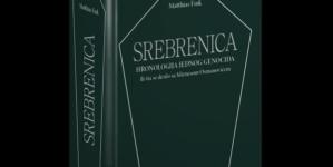 U Tuzli predstavljanje knjige o Srebrenici autora Matthiasa Finka