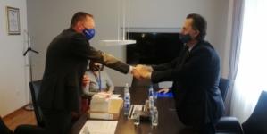Vrijednom donacijom OSCE podržao aktivnosti Vlade u borbi protiv korupcije