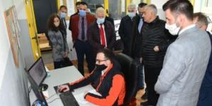 Delegacija Vlade TK u posjeti Gračanici