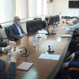 Posjeta delegacije Općine Jablanica Gradu Tuzli