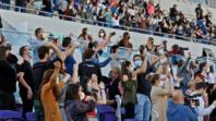 U Tel Avivu održan prvi koncert na otvorenom za cijepljene posjetitelje