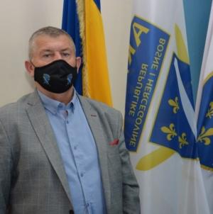 Fahrudin Hasanović Savez RVI TK: Generala Divjaka ćemo pamtiti kao istinskog borca za slobodu, čast i dostojanstvo svakog građanina BiH