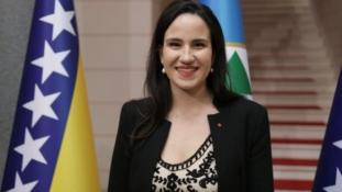 Benjamina Karić izabrana za gradonačelnicu Sarajeva
