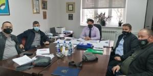 Održan sastanak predstavnika Udruženja maloljetnih boraca i ministra Ahmetovića