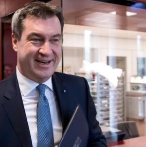 Uvjerljiva prednost Soedera u utrci za novog čelnika njemačkih konzervativaca