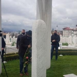 Obilježavanje godišnjice osnivanja Armije Republike Bosne i Hercegovine