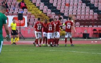 Nogometaši Sarajeva slavili na Tušnju