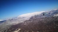 Ljubušaci s paraglajderima izveli najduži let unutar granica BiH