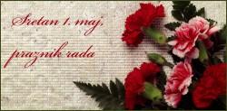 Čestitka premijera Kadrije Hodžića u povodu 1. maja – Međunarodnog praznika rada