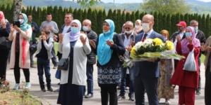 Salkić: BiH, mir i sloboda su najvrjednije tekovine koje su nam ostavili naši šehidi