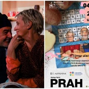 """Duodrama """"Prah"""" 4. maja u BKC TK"""
