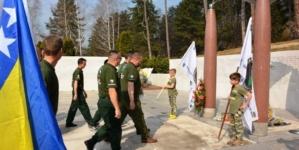 Čestitka Maloljetnih borca Tuzle povodom 9. maja