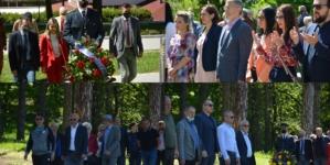 U Tuzli obilježen 9. maj: Borba protiv fašizma ne smije presti jer ga još uvijek ima i u svim oblicima