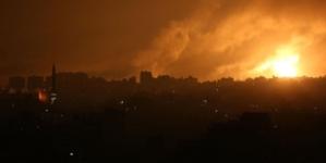 Izrael ponovo počeo zračne napade na Gazu