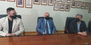 U Tuzli održan sastanak gradonačelnika Tuzle i ministra zdravstva TK sa pomoćnikom ministra zdravstva FBiH
