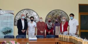 Odjel za brak i porodicu Muftijstva tuzlanskog uručio donaciju Univerzitetskom kliničkom centru Tuzla