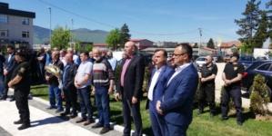 """Obilježene godišnjice """"Crnih labudova"""" i pogibije heroja Mehdina Hodžića"""