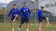 Nogometaši BiH sutra počinju pripreme za susrete sa Crnom Gorom i Danskom