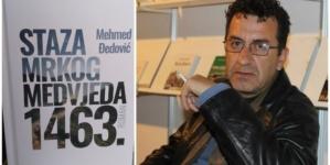 """BKC TK: Promocija romana""""Staza mrkog medvjeda 1463."""" autora Mehmeda Đedovića"""