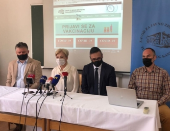 Aktivirana web platforma za prijavljivanje za vakcinaciju
