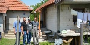 Počela dogradnja kuće petočlane porodice u Tuzli:  Nesvakidašnja priča koja ne da mirno spavati svakome ko ima bar malo viška