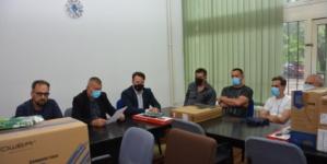 Savez RVI TK obezbijedio računare i računarsku opremu za svoje članice