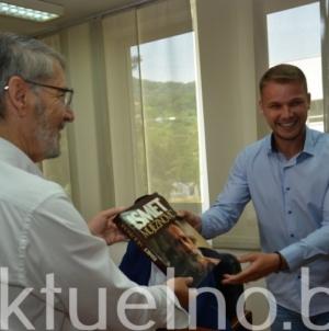 Susret gradonačelnika Tuzle i gradonačelnika Banje Luke