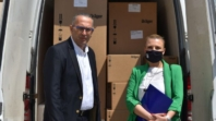 UKC Tuzla u okviru COVID 19 projekta dobio devet respiratora