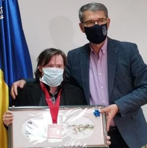 Gradonačelnik Tuzle upriličio prijem za Borisa Kasumovića, osvajača bronzane medalje na Evropskom prvenstvu u karateu
