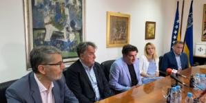 Komisija za očuvanje nacionalnih spomenika BiH održala sastanak u Tuzli i susrela se sa gradonačelnikom Tuzle