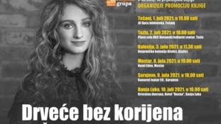 """Nova izdanja: Knjiga """"Drveće bez korijena"""" autorice Elle Čolić, objavljena u izdanju BMG Bosanska medijska grupa, prvi put 'iznutra' govori"""