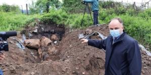 U industrijskoj zoni zakopano između 1.370 i 1.750 tona kruksa