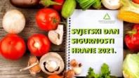INZ: Sigurna hrana danas za zdravo sutra