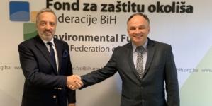 Federalni fond za zaštitu okoliša obećao pomoć u rješavanju ekoloških problema
