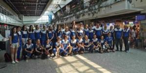 Seniorski državni rekord za takmičare AK 'Sloboda Tehnograd'