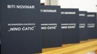 Raspisan oglas za novinarsku nagradu 'Nino Ćatić'
