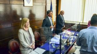 Članovi Vlade FBiH odali počast Salki Bukvareviću povodom prve godišnjice smrti