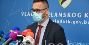 Raspodjela vakcina doniranih Tuzlanskom kantonu