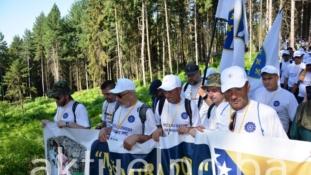 Sedamnaesti po redu Marš mira krenuo iz Nezuka prema Potočarima