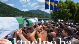 U Potočarima će biti ukopani posmrtni ostaci 19 žrtava genocida